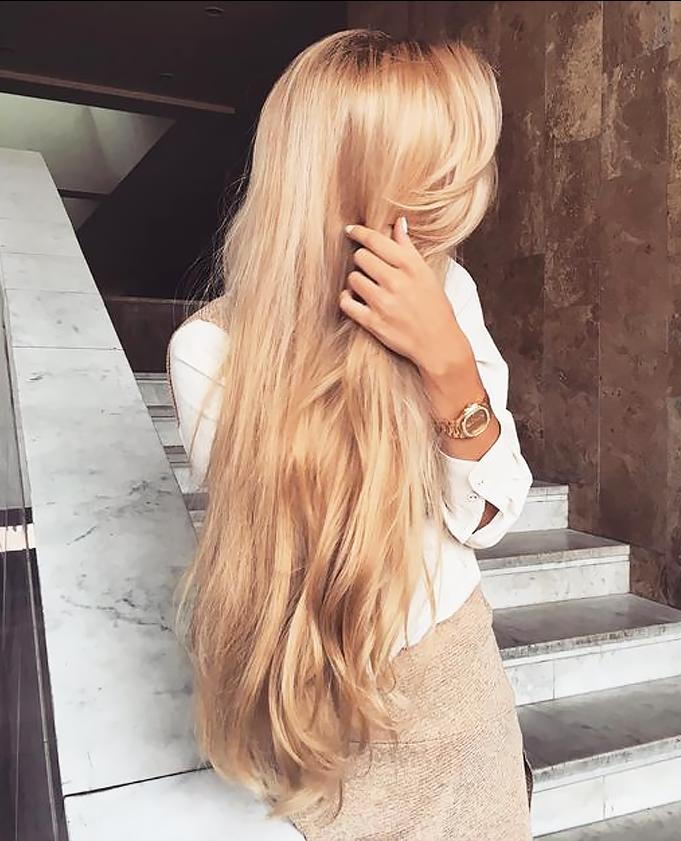 Сакаш да станеш #Blondy?